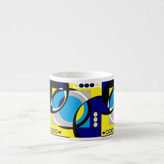 Muti Farbe Espressotasse