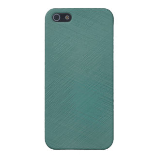 Mutiges aquamarines Grün iPhone 5 Etui