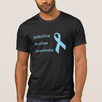 Mutismus-Bewusstsein T-Shirt