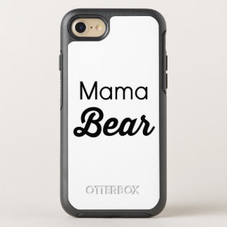 Mutter Bear iPhone OtterBox Symmetry iPhone 7 Hülle