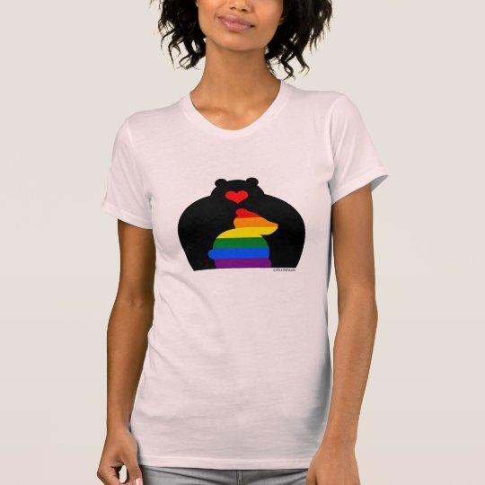 Mutter Bear Rainbow Tee
