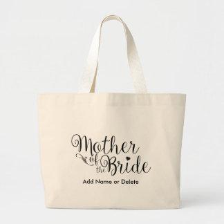 Mutter Braut-der großen Jumbo Stoffbeutel