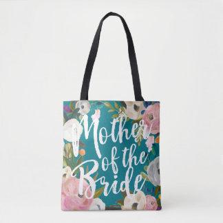 Mutter der Braut gebürsteten Tasche