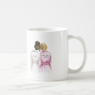 Mutter der Braut-Tasse danken Ihnen Mama! Kaffeetasse