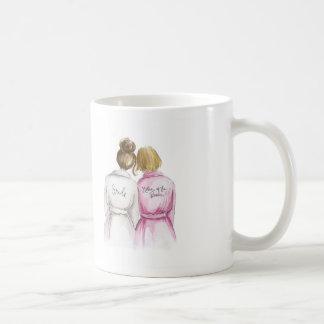 Mutter der Braut-Tasse danken Ihnen Mamma! Kaffeetasse