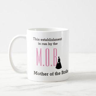 Mutter der Braut-Tasse Kaffeetasse