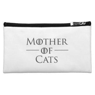 Mutter der Katzen Cosmetic Bag