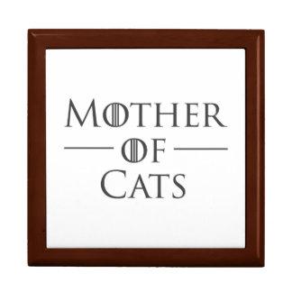 Mutter der Katzen Erinnerungskiste