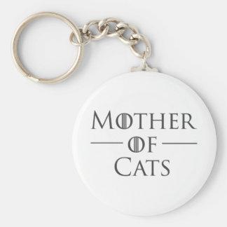 Mutter der Katzen Schlüsselanhänger