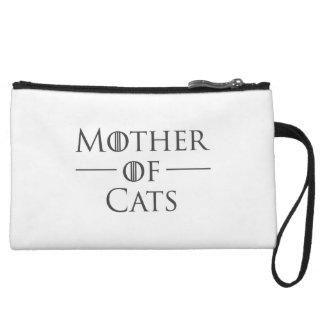 Mutter der Katzen Wristlet