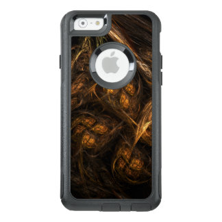Mutter-Erdabstrakter Kunst-Pendler OtterBox iPhone 6/6s Hülle