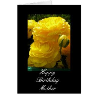 Mutter-Geburtstag Grußkarte