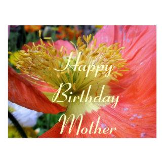 Mutter-Geburtstag Postkarten