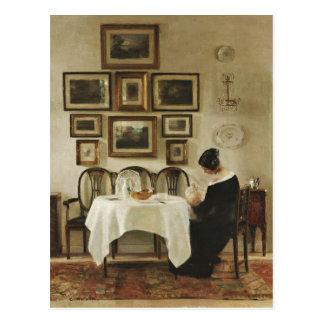 Mutter Karls Holsøe und Kind-CC0570 Postkarte