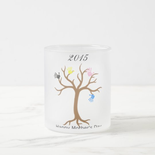 Mutter-Tagesbaum 2016 Mattglastasse