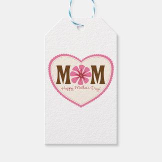 Mutter-Tagesgeschenk-Verpackung/Tasche Geschenkanhänger