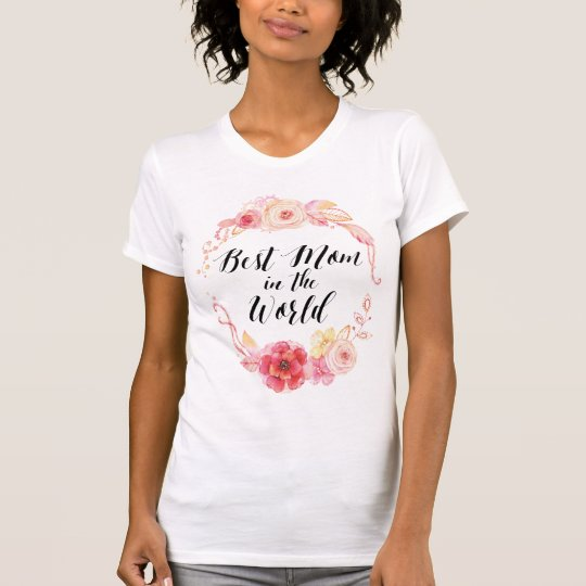 Mutter-TagesShirt-beste Mamma in der Welt T-Shirt