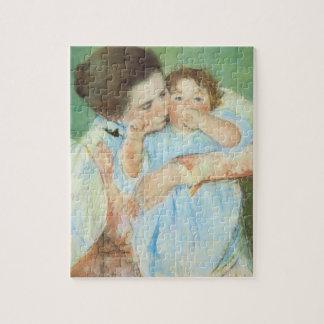Mutter und Kind durch Mary Cassatt, Vintage feine