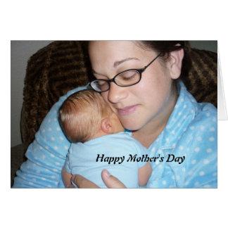 Muttertag Grußkarte
