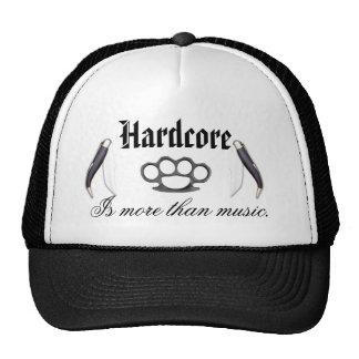 Mütze hardcore