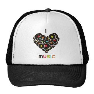 "Mütze ""I music """