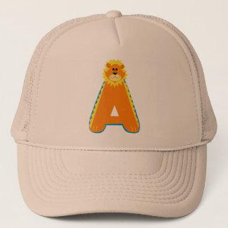 """Mütze mit dem Buchstaben """"Zu """""""