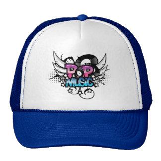 Mütze Music Pop