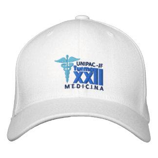 Mütze Unipac XXII Bestickte Kappe