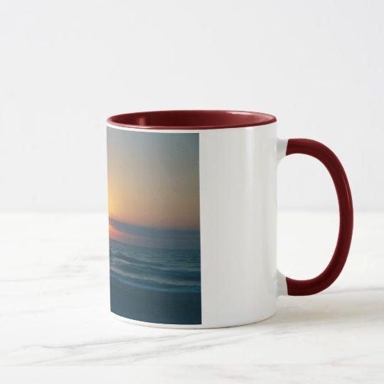 MYRTLE- BEACHsonnenuntergang Tasse