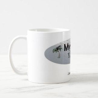 Myrtle- Beachyard-Verkaufs-Tasse Kaffeetasse