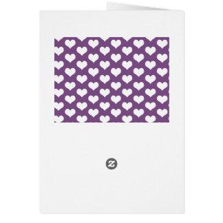 Mysteriös seien Sie mein Valentinsgruß Karte