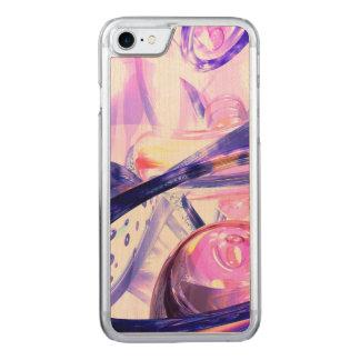 Mystisch phänomenales abstraktes carved iPhone 8/7 hülle