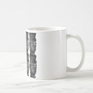 Mystische asiatische Artefakte Kaffeetasse