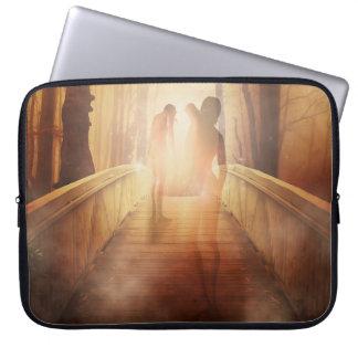Mystische Bahn Laptop Computer Schutzhülle