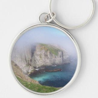 Mystische Bucht Schlüsselanhänger