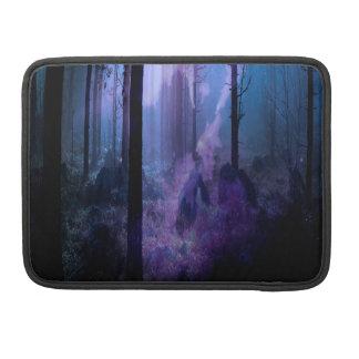 Mystische Nacht Sleeves Für MacBook Pro
