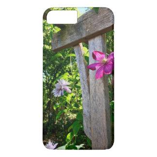 Mystischer Blume iPhone 7 Fall iPhone 8 Plus/7 Plus Hülle