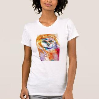 Mystischer Eulen-T - Shirt