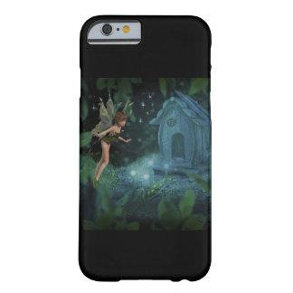 Mystischer Fee-und Fee-Haus-Kunst-Telefon-Kasten Barely There iPhone 6 Hülle