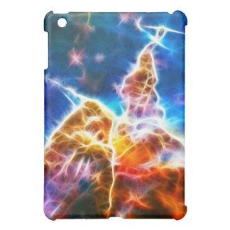 Mystischer Gebirgsnebelfleck Hülle Für iPad Mini