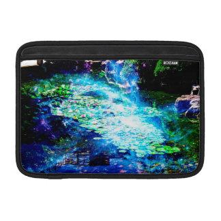Mystischer Teich Sleeves Fürs MacBook Air
