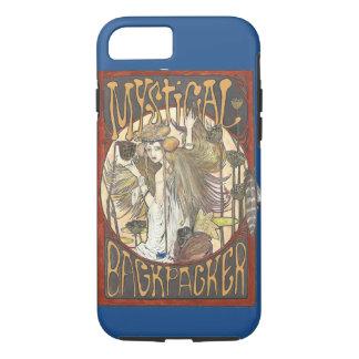 Mystischer Telefon-Kasten (blau) iPhone 7 Hülle