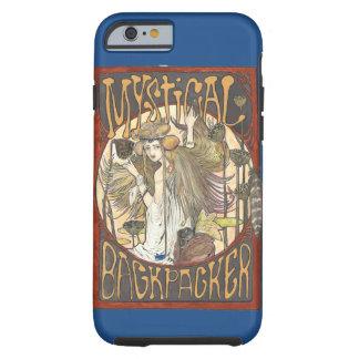Mystischer Telefon-Kasten (blau) Tough iPhone 6 Hülle
