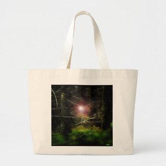 Mystischer Wald Einkaufstaschen