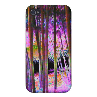 Mystischer WaldiPhone Fall iPhone 4 Hüllen