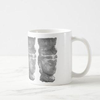 Mystisches asiatisches Artefakt Kaffeetasse