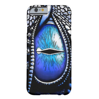 Mystisches Drache-Augen-grafische Kunst Barely There iPhone 6 Hülle