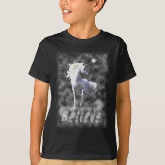 Mystisches Einhorn T-Shirt