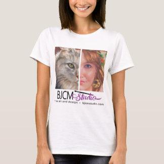 Mythischer Studio-T - Shirt der Gesichts-BJCM