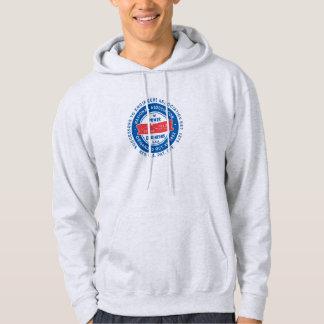 N.A.P.E. Logo-AscheHoodie Hoodie